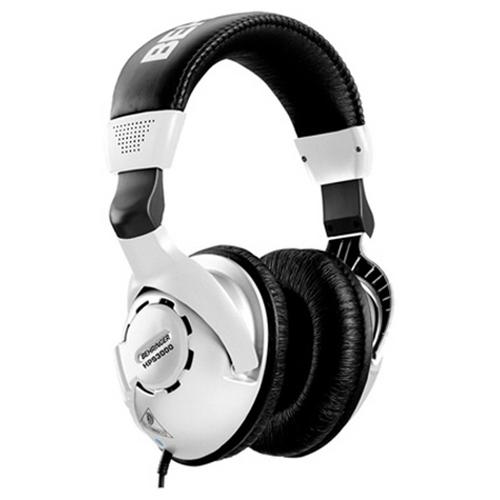 Behringer HPS3000 Studio Headphones - Silver
