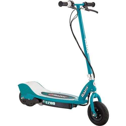 Click here for Razor E200 Electric Scooter - Teal - 13112445 prices