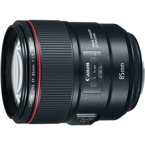 Canon 85mm f/1.4L IS USM Fixed Prime