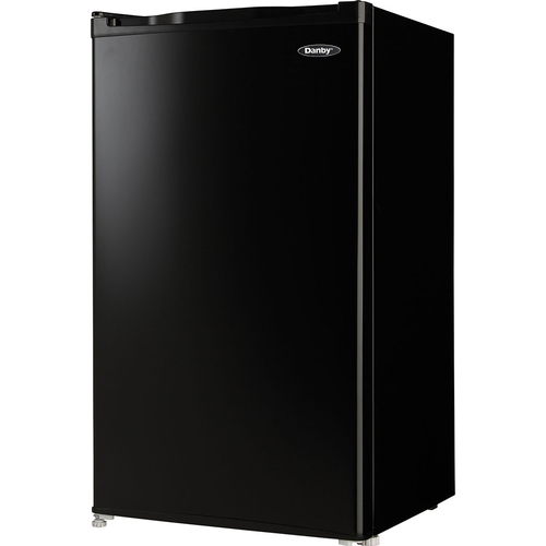 Danby 3.2 Cu.Ft. Compact Refrigerator in Black