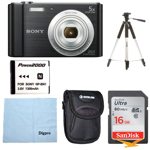 Sony DSC-W800 Point and Shoot Digital Still