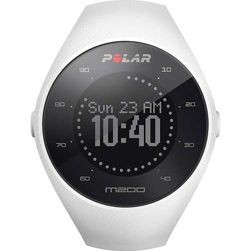 Polar M200 GPS Running Watch with Wrist-Based