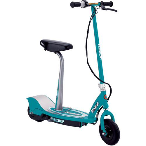 Click here for Razor E200S  Seated  Electric Scooter - Teal - 131... prices