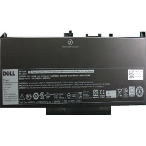 Dell 55 WHr 4 Cell Primary Lithium-Ion