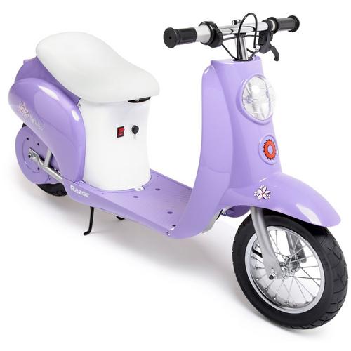 Click here for Razor Pocket Mod Betty Miniature Euro Electric Sco... prices