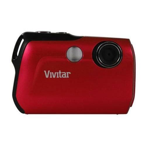 Vivitar ViviCam 8.1 MP Digital Camera in