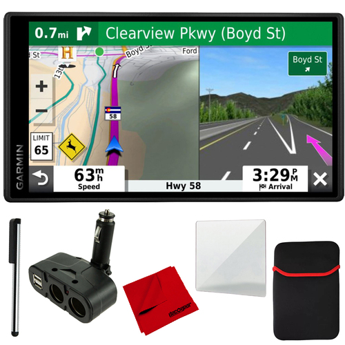 Garmin DriveSmart 55 &Traffic with Included Cable