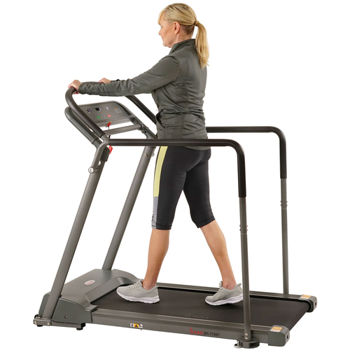 Sunny Health and Fitness Recovery Walking Treadmill