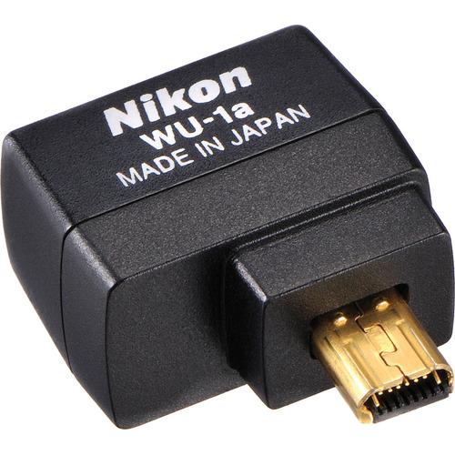 Nikon WU-1a Wireless Mobile Adapter - Factory Refurbished