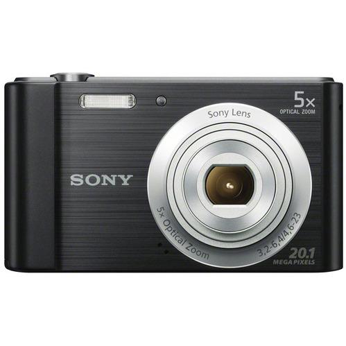 Sony DSC-W800/B Point and Shoot Digital Still