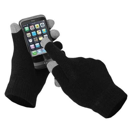 Gloves Touchscreen Gloves Color May Vary - Includes 1 Pair