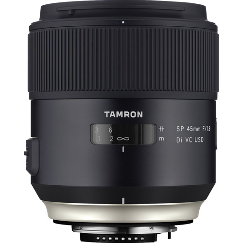 SP 45mm f/1.8 Di VC USD Lens for Nikon Mount (AFF013N-700)