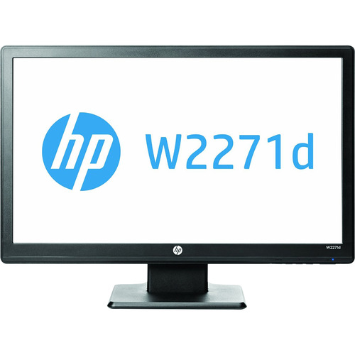 Hewlett Packard W2271d 21.5 Full HD (1920x1080) Widescreen LED Monitor