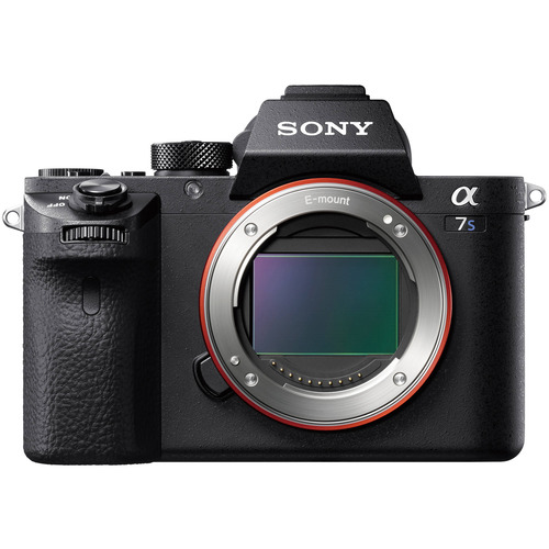 a7S II (Alpha 7S II) Full-frame Mirrorless Interchangeable Lens Camera - Body