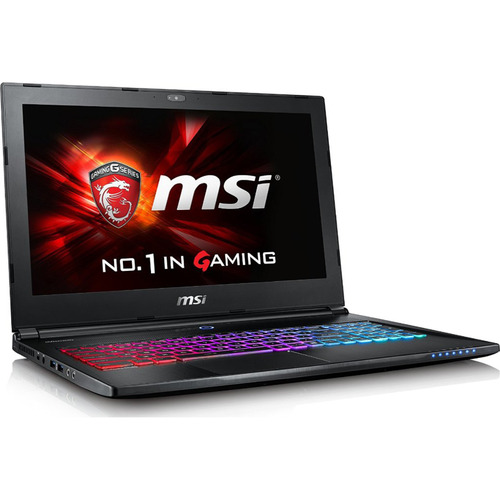MSI GS Series GS60 Ghost Pro-002 15.6` Intel i7-6700HQ Gaming Laptop Computer