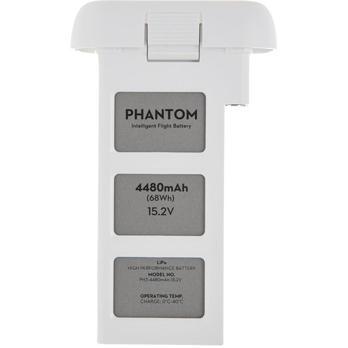 Phantom 3 Intelligent Flight Battery - 4480mah -  For the Phantom 3