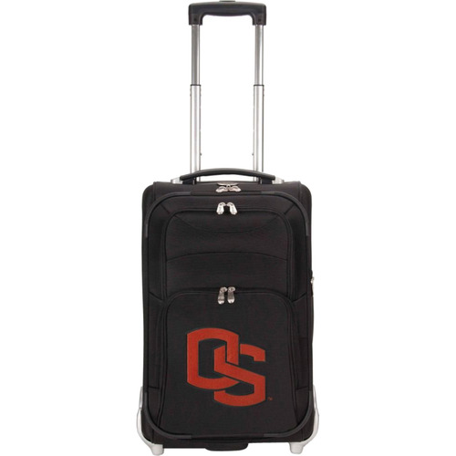 Denco NCAA Denco 21-Inch Carry On Luggage - Oregon State Beavers