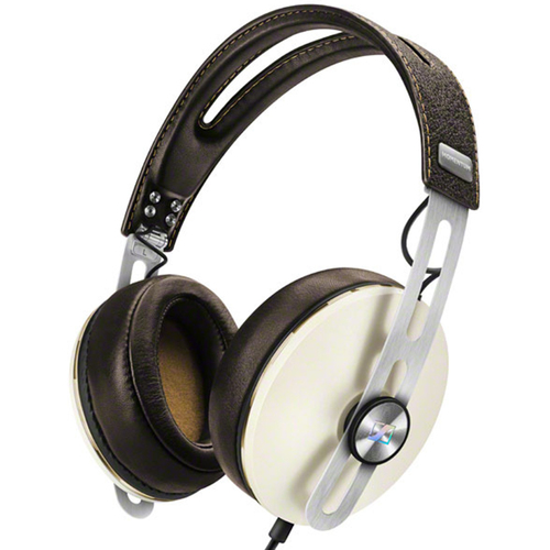 Sennheiser Momentum 2 Over Ear Stereo Headphones for Samsung Galaxy Android Devices - Ivory