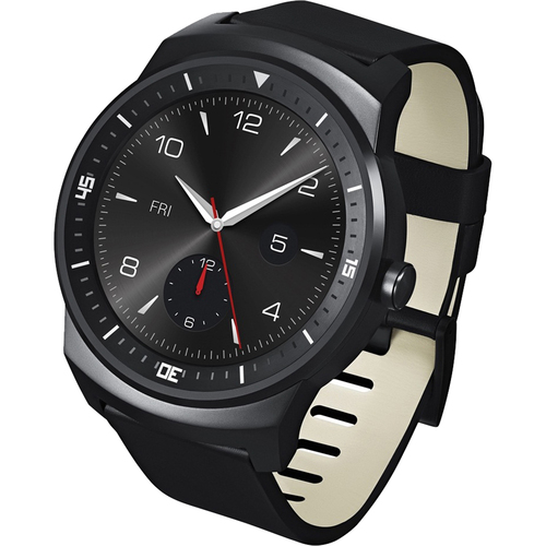 LG W110 G Watch R with 1.3` P-OLED Display Android 4.3 - OPEN BOX