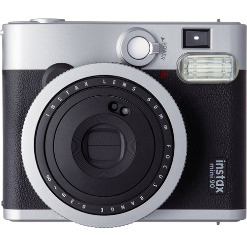 Instax Mini 90 Neo Classic Instant Film Camera Black - OPEN BOX