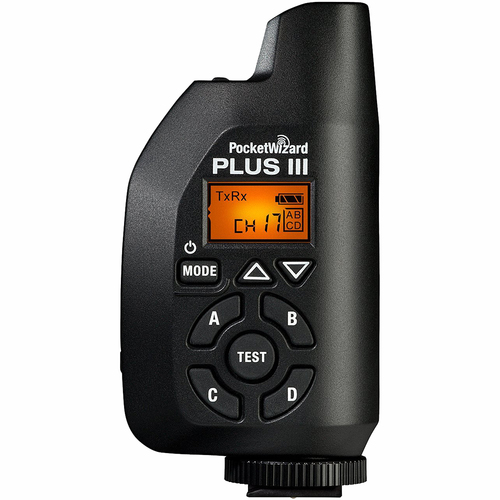 Pocket Wizard 801-130 - PW-Plus3-FCC PocketWizard Plus III - OPEN BOX