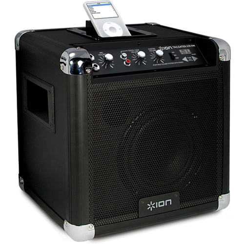 Ion Audio Tailgater Portable PA System for iPod AM/FM - OPEN BOX