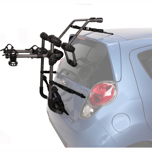 Hollywood Racks Over-The-Top Trunk Mounted Bike Rack, 2 Bikes - F2-2