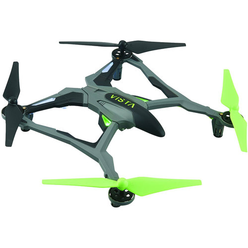 Dromida Vista UAV Ready-to-Fly Intense Performance Quadcopter RTF Drone (Green) DIDE03GG