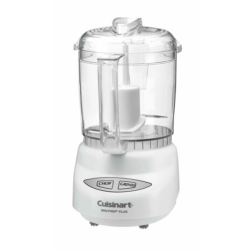 Cuisinart Mini 4-Cup Food Chopper (White) - Factory Refurbished