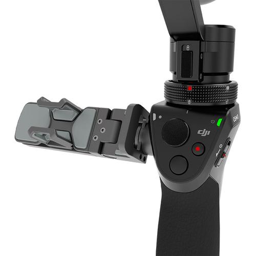 Dji Osmo Handheld 4k Camera And 3 Axis Gimbal Professional