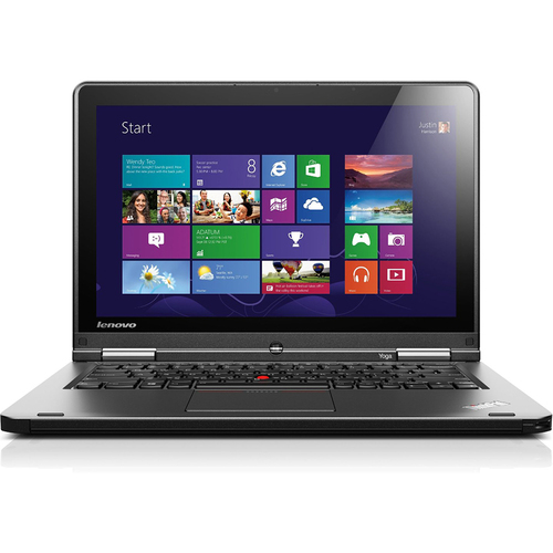 Lenovo ThinkPad Yoga 12.5-Inch Convertible 2 in1 Touch.Core i7-4600U Pro. - REFURBISHED