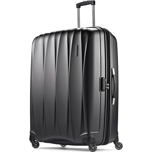 American Tourister 29` Arona Premium Hardside Spinner Luggage (Charcoal) - 73074-1776