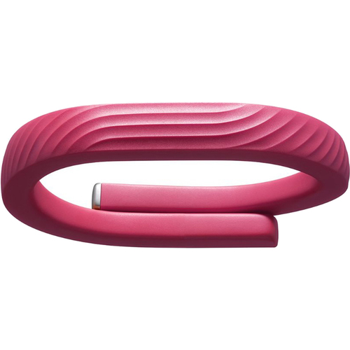 Jawbone UP24 Small Wristband for Phones, Pink Coral (Certified Refurbished)