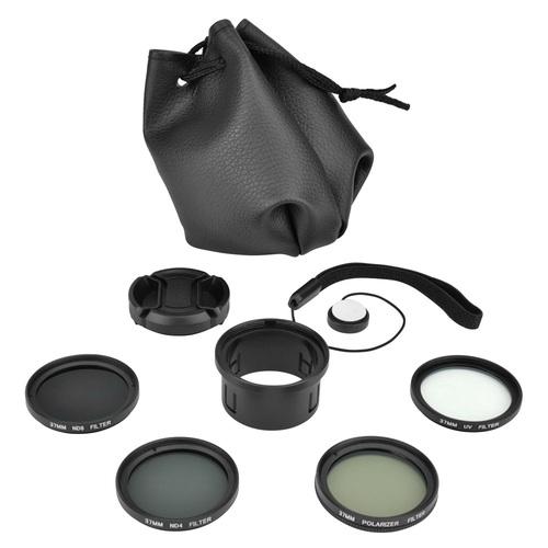 37mm Filter Kit for DJI Phantom 3 Series Drones