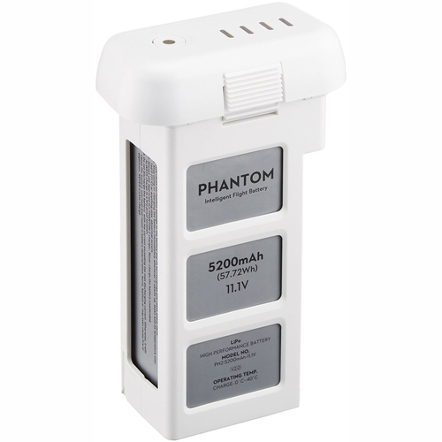 DJI Phantom 2 Vision Part 1 Replacement Intelligent Battery - OPEN BOX