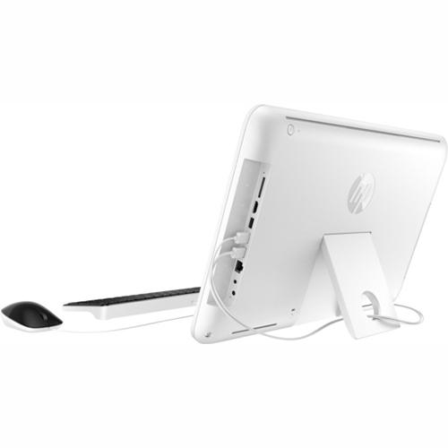 Hewlett Packard 20 E010 Amd E1 6010 Pc3 12800 Ddr3l 1600 19 45 All In One Desktop Refurbished Buydig Com