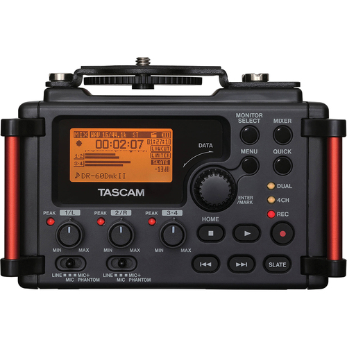 Portable Recorder for DSLR - DR-60DMKII