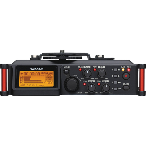 Tascam Portable Recorder for DSLR - DR-70D