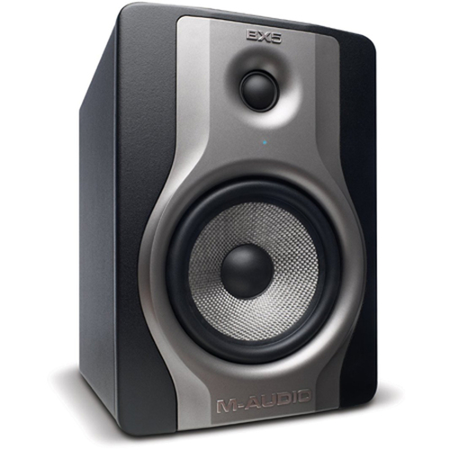 M-Audio BX5 Carbon Compact Studio Monitor for Music Production and Mixing