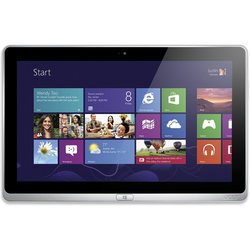Acer Aspire P Series 11.6` HD LED Touchscreen Ultrabook Tablet Core i5 - OPEN BOX