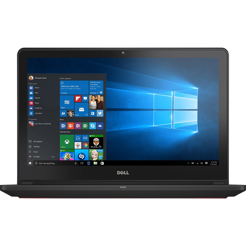 Dell Inspiron i7559-2512BLK FHD 6th Gen Intel Core i7 6700HQ 15.6` Laptop