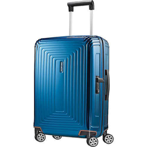Samsonite 20` Neopulse Hardside Spinner 55/20 - Metallic Blue