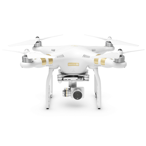 DJI Phantom 3 4K Quadcopter Drone with 4K Camera and 3-Axis Gimbal - OPEN BOX