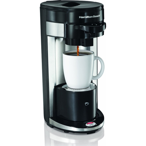 Hamilton Beach 49995 FlexBrew Single Serve Coffeemaker (Certified Refurbished)