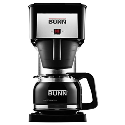 Bunn 10-Cup Classic Home Coffee Brewer - Black (BX-B)