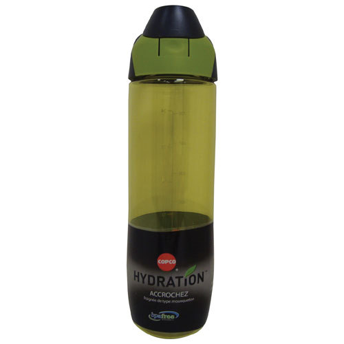 Copco Clip and Go 24 oz Bottle, Lime