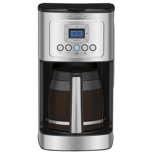 Cuisinart DCC-3200 Perfect Temp 14-Cup Programmable Coffeemaker Stainless Steel