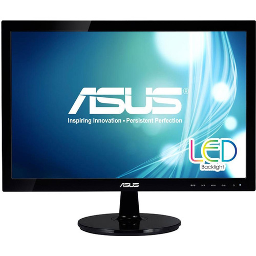 ASUS 19.5` 1600 x 900 VGA Backlit LED Monitor - VS207D-P