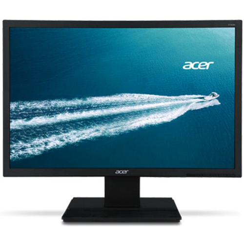 Acer V246HL 24` Full HD LED Backlit LCD Monitor - UM.FV6AA.003