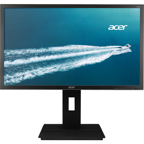 Acer B246HYL 23.8` Full HD LED Backlit IPS Monitor with Speakers
